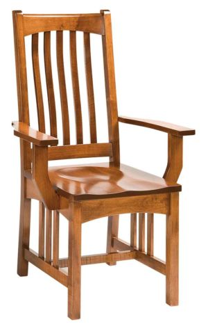 RH-Amish-Custom-Chairs-Elridge-Chair 1