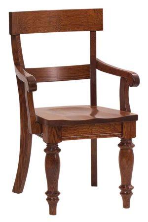 RH-Amish-Custom-Chairs-Harvest-Chair 1