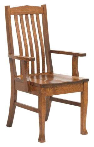 RH-Amish-Custom-Chairs-Heritage-Chair 1