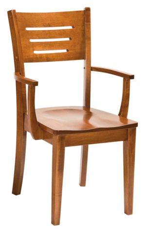 RH-Amish-Custom-Chairs-Jansen-Chair 1
