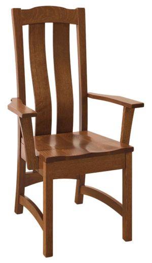RH-Amish-Custom-Chairs-Kensington-Chair 1