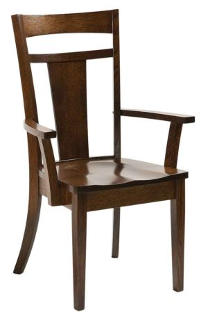 RH-Amish-Custom-Chairs-Livingston-Chair 1