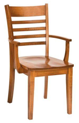 RH-Amish-Custom-Chairs-Louisdale-Chair 1