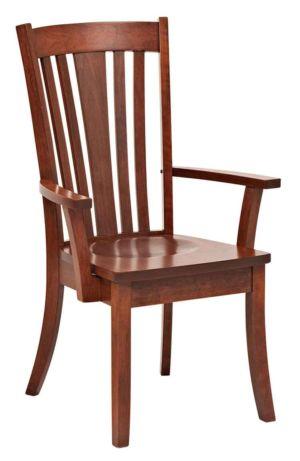 RH-Amish-Custom-Chairs-Madison-Chair 1