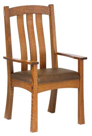 RH-Amish-Custom-Chairs-Modesto-Chair 1