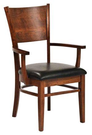RH-Amish-Custom-Chairs-Somerset-Chair 1