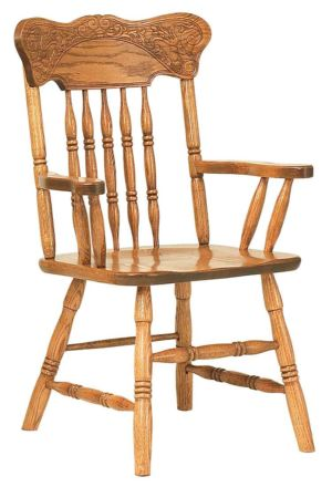 RH-Amish-Custom-Chairs-SpringMeadow-Chair 1