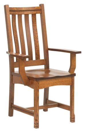 RH-Amish-Custom-Chairs-WestLake-Chair 1
