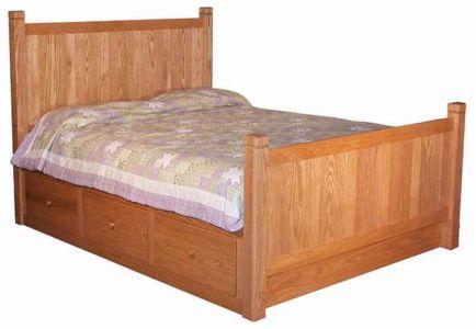SF-Amish-Custom-Bedroom-Storage-Bed-1