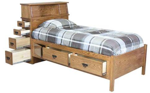 SF-Amish-Custom-Bedroom-Storage-Bed-Head-Open