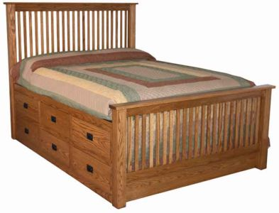 SF-Amish-Custom-Bedroom-Storage-Bed-Mission