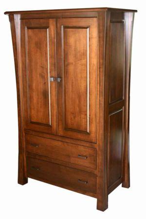 SF-Amish-Custom-Bedroom-Vandalia-Armoire-2D