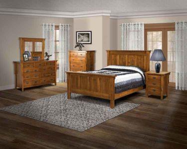 SOU-Amish-Bedroom-Furniture-Lafayette-Dresser 1