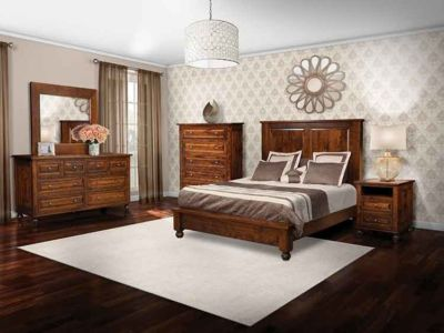 SUN-Amish-Bedroom-Furniture-Manchester-5-Drawer-Chest 1