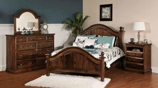 SW-Amish-Custom-Bedroom-Adrianna-3Drw-Nightstand 1