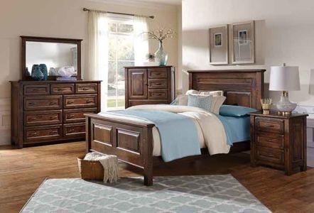 SW-Amish-Custom-Bedroom-Belwright-Bed 1