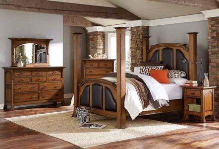 SW-Amish-Custom-Bedroom-Breckenridge-Chest 1