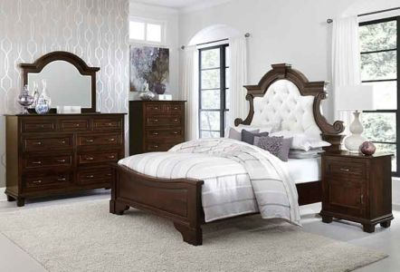 SW-Amish-Custom-Bedroom-Francine-Nightstand 1
