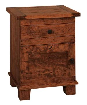 SW-Amish-Custom-Bedroom-Laredo-1Drw-Nightstand