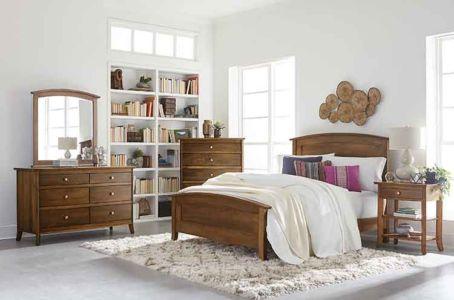 SW-Amish-Custom-Bedroom-Laurel-Chest 1