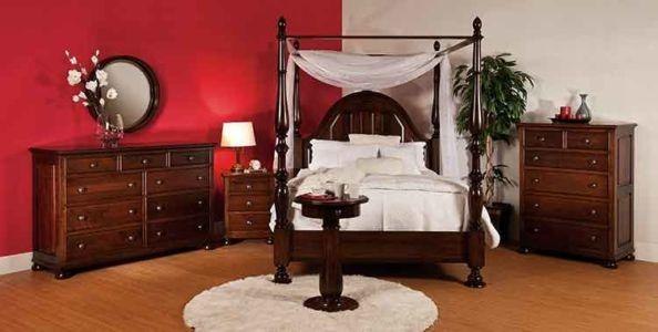 SW-Amish-Custom-Bedroom-Rosemont-1Drw-Nightstand 1