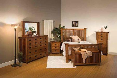 SW-Amish-Custom-Bedroom-Royal-Mission-12Drw-Dresser 1