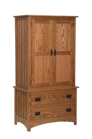 SW-Amish-Custom-Bedroom-Schwartz-Mission-2pc-Armoire