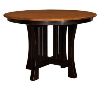 WP-Amish-Custom-Tables-Arts-&-Crafts-X-Base-Pub-Table