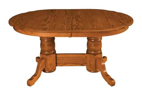 WP-Amish-Custom-Tables-Traditional-Double-Pedestal-Scallop-Table